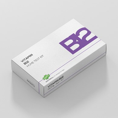 Vitamin B12 Home Testing Kit